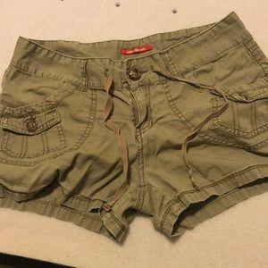 Union bay juniors shorts